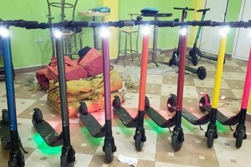 En Facebook venden scooters robados a Grin por 3,000 pesos: lo que sucede cuando una idea tecnológica aterriza en México
