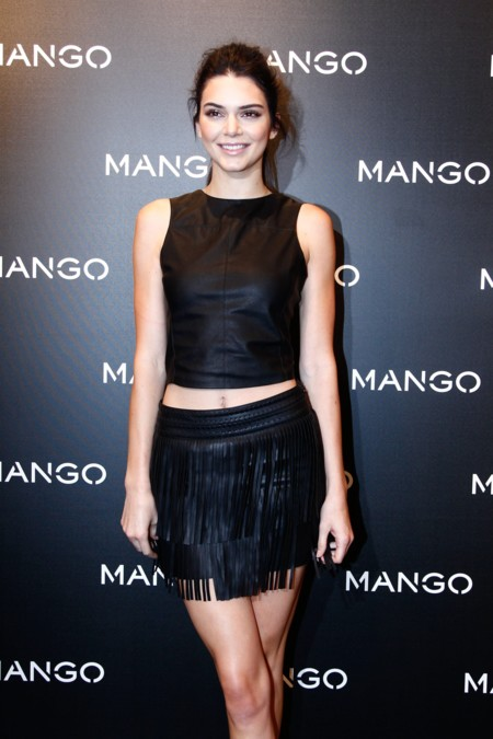 El #TribalSpirit de Mango la lía en su fiesta de Barcelona con Kendall Jenner