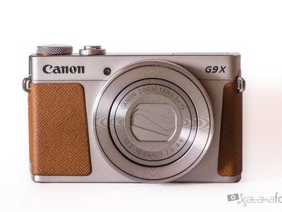 Canon PowerShot G9X Mark II: una compacta para llevar siempre encima