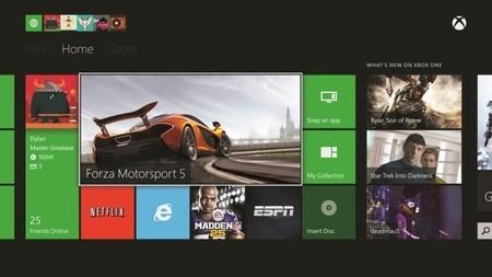 Xbox one nos enseña sus capacidades como sistema de entretenimiento global