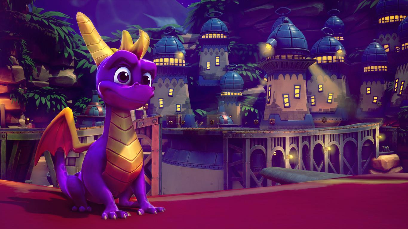 Spyro Reignited Trilogy por 20 euros, GTA V por 15 euros y más ofertas y juegos gratuitos para este fin de...