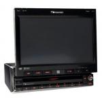Nakamichi IN-DV7, televisión, radio y DVD para el coche