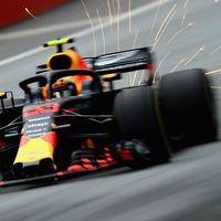 Victoria de Max Verstappen en el GP de Austria con los Ferrari en el podio tras la debacle de Mercedes