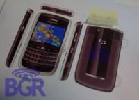 Blackberry Javelin, la 9000 sin 3G
