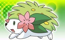 Como conseguir al Pokémon Shaymin