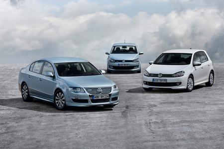 Volkswagen presentará su nueva gama Bluemotion