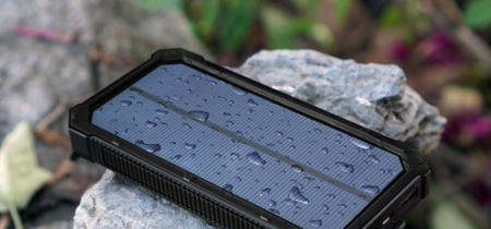 No busques enchufes: las mejores baterías solares para tu iPhone y iPad