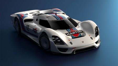 Porsche 908-04 Concept, el hijo no reconocido que podría llevar a Porsche a millones de televisores