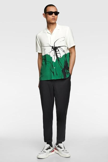 Camisas Zara 2