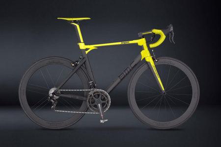 BMC Impec Lamborghini, una bicicleta muy exclusiva solo para 50 privilegiados