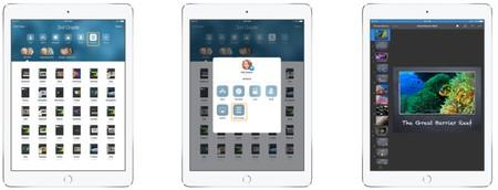 La app Aula permitiendo ver qué hace un alumno en su iPad