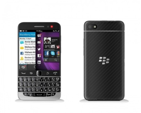 BlackBerry Classic, la reencarnación de Bold que llegará en noviembre