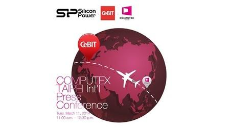 Silicon Power participará en Cebit 2014 mostrando productos únicos por su diseño