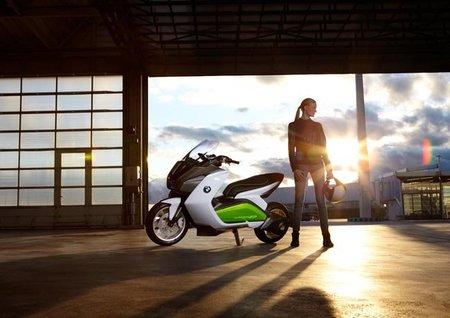 BMW Concept E Scooter, ahora nos presentan el hermano eléctrico