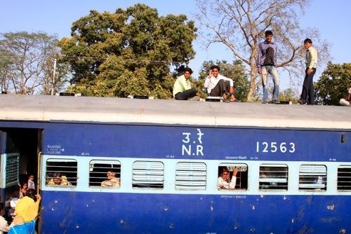 Foto de Caminos de la India: tren (12/13)