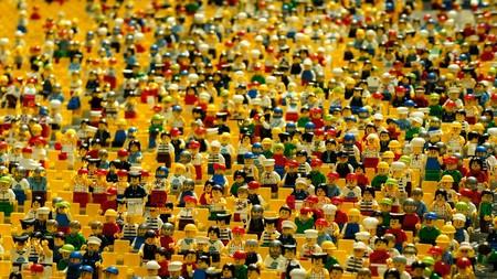 Lego Doll The Per Amphitheatre