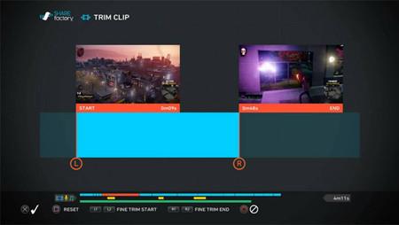 Una nueva actualización del PS4 traerá entre manos un editor de video