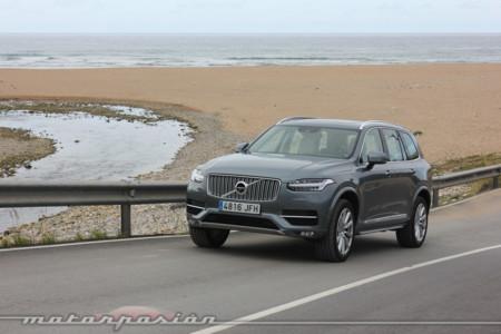 Volvo Xc90 2015 Prueba - toma de contacto