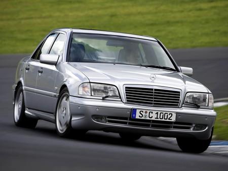 Mercedes Benz C 43 Amg