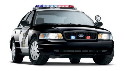 Ford E85 Crown Victoria: coche de policía con etanol