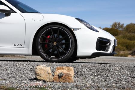 Porsche Cayman GTS Prueba 7