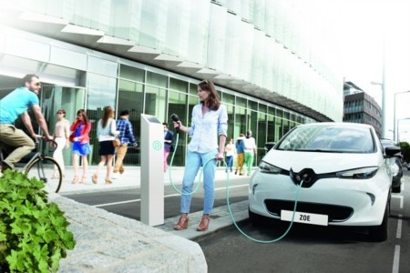 Renault Red Recarga Francia
