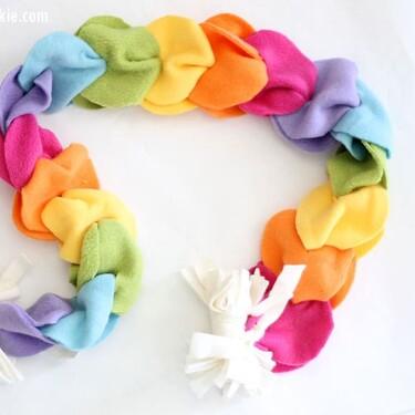 21 manualidades sin costuras fáciles y bonitas para hacer con los niños