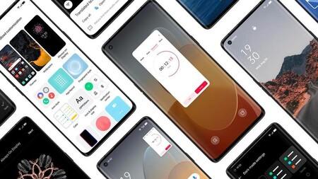 OPPO también tendrá un sistema operativo para tablets: se filtra su primer tablet con 'ColorOS for Pad'
