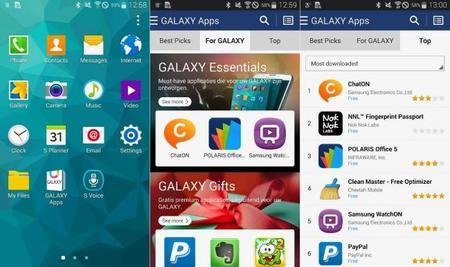 Samsung deja de lado su nombre Samsung Apps por Galaxy Apps