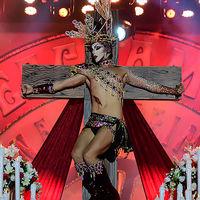 Si te escandaliza la drag queen-Jesucristo también te va a escandalizar un montón de arte cristiano clásico