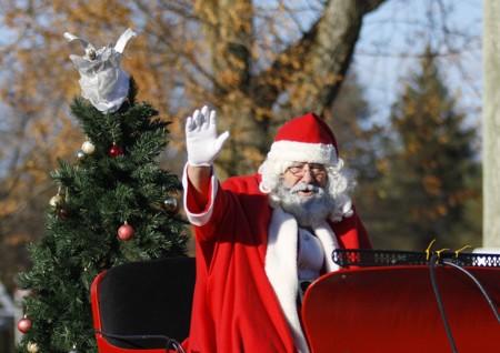 ¿Dónde está Santa Claus? Vuelven los rastreadores que siguen a Papá Noel