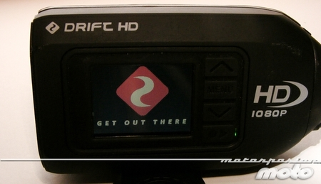 Cámara Drift HD