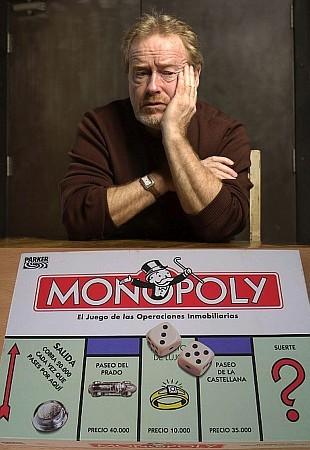 'Monopoly', Ridley Scott y Brian Goldner explican la película