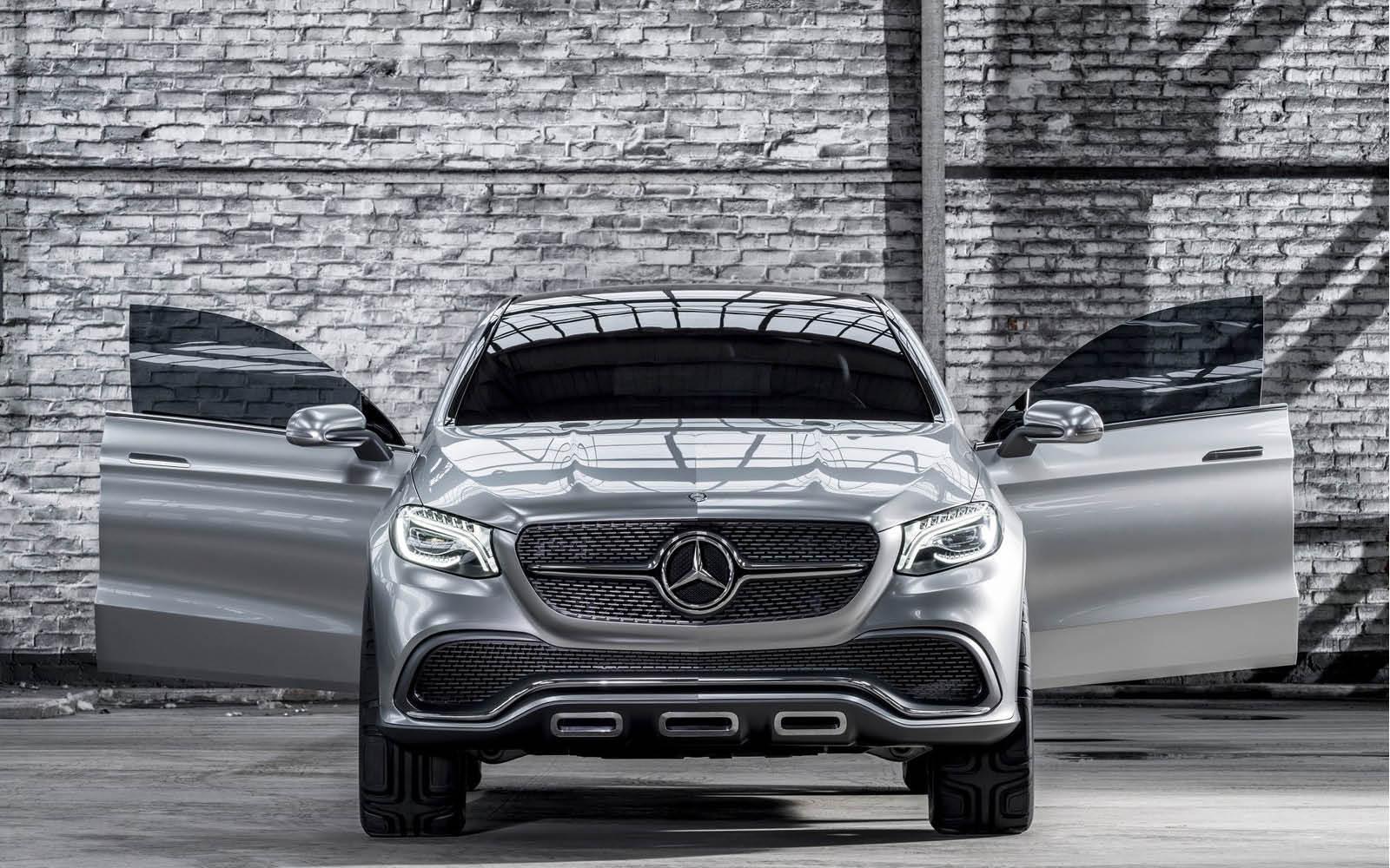 Foto de Mercedes-Benz Coupé SUV Concept (16/30)
