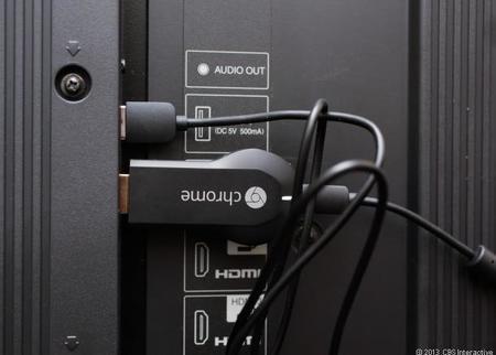 Chromecast podría llegar a México en 2014