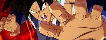 Por todo esto, Broly quiere (y merece) ser tu nuevo saiyan favorito en Dragon Ball FighterZ