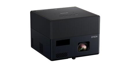 Epson presenta los EpiqVision EF-11 y EF-12, sus nuevos proyectores láser portátiles con imagen Full HD de hasta 150 pulgadas