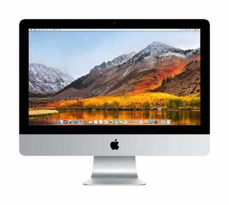 """iMac con pantalla Retina 4K de 21,5"""" y procesador Intel Core i5 de cuatro núcleos al mejor precio en Amazon: 1.178 euros"""