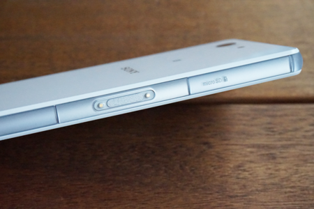 Xperia Z3 Compact Lateral 1