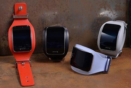 Diesel Black Gold Samsung Gear S
