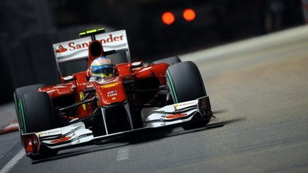 GP de Singapur de Fórmula 1: Victoria y 'Grand Chelem' para Fernando Alonso tras lucha titánica con Sebastian Vettel