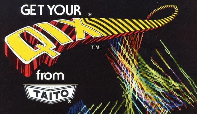 Qix (Taito)
