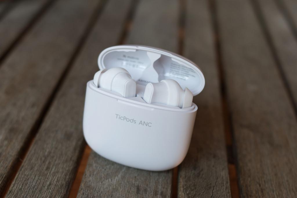 Mobvoi TicPods ANC, análisis: una calidad de sonido sorprendente para unos auriculares inalámbricos de menos de 100 euros