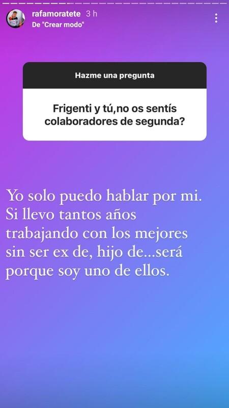 Rafa Mora Instagram