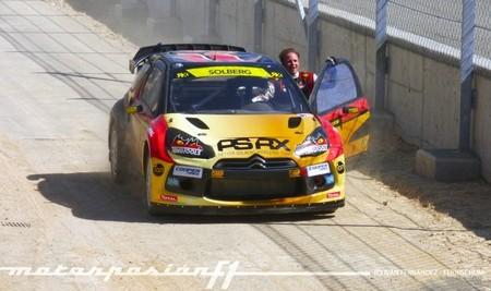Motorpasión F1 fue testigo del nacimiento del Mundial de RallyCross [Galería de fotos]