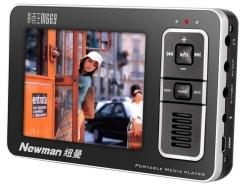Newman M669, 20 GB de capacidad a bajo precio