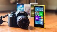 Y así es como Nokia afirma que su Lumia 1020 es mejor que una cámara DSLR