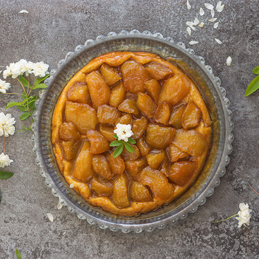 Cómo hacer la mejor tarta Tatin de manzana: receta