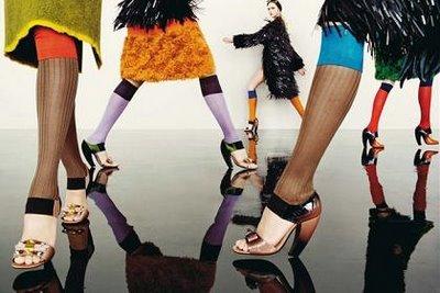 El calzado de Prada otoño-invierno 2007/08