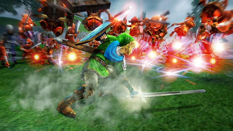 Foto de Nuevas imágenes de Hyrule Warriors (8/26)